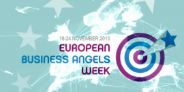 Participate in the world's largest Angel Investment awareness initiative