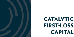 Catalytic First Loss Capital