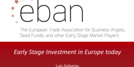 Early Stage Investment in Europe, June 2014