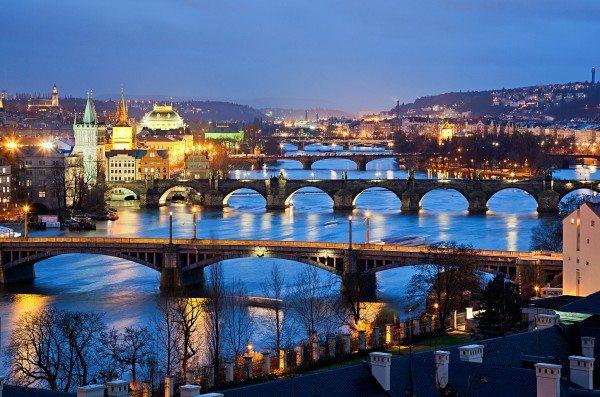 PRAGUE-bridges