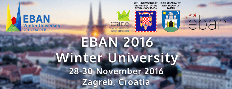 EBAN Winter University 2016