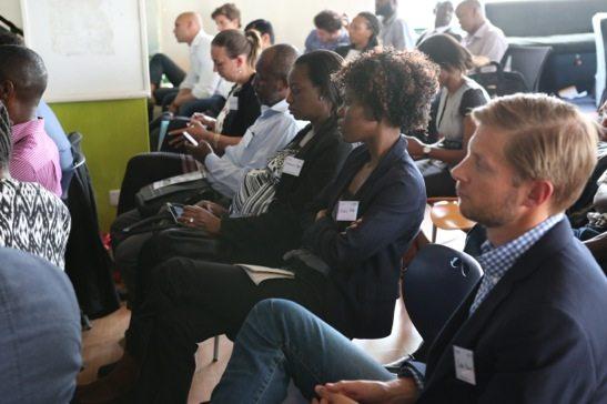 ABAN Nairobi Bootcamp 2015 iHub a
