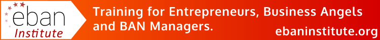 EBAN: The European Trade Association for Business Angels, Seed Funds and Early Stage Market Players