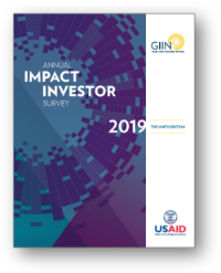Global Impact Investing Network's 2019 Annual Impact